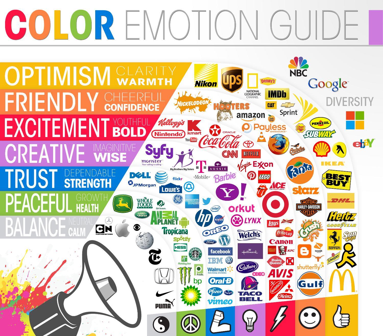 颜色的情感