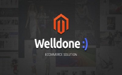 Magento ecommer solution