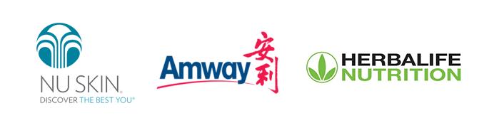 国际保健品牌:如新、安利与康宝莱