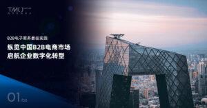 B2B电子商务最佳实践 (一) 纵览中国B2B电商市场, 启航企业数字化转型